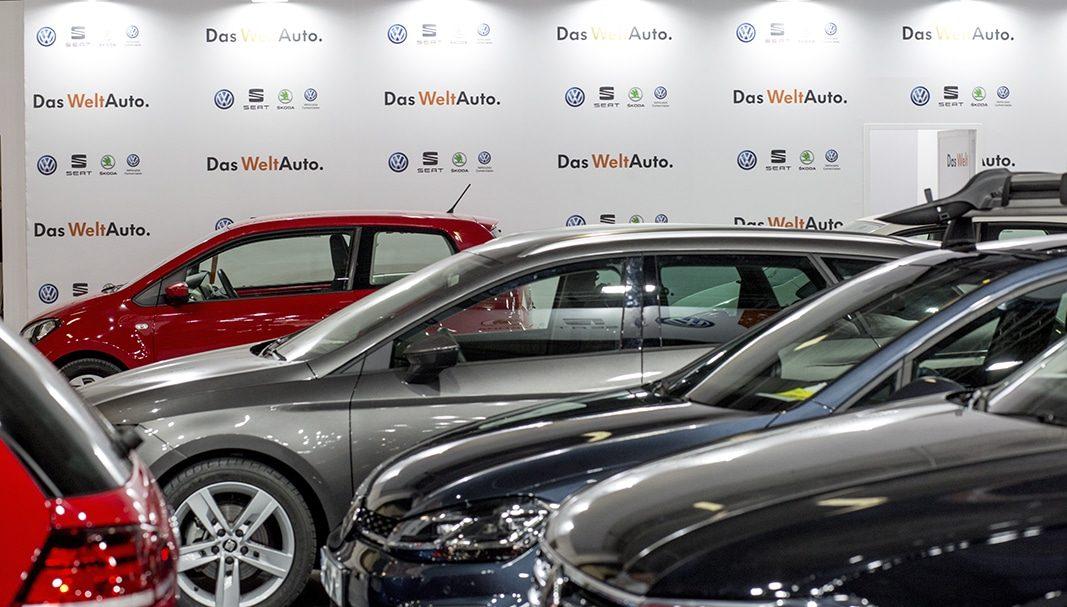 Das Welt Auto aporta 400 vehículos al Salón de Ocasión de Madrid
