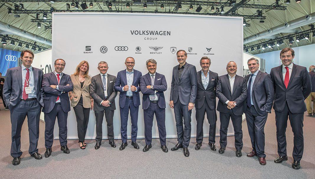 El Grupo Volkswagen se vuelca en su ofensiva eléctrica en España
