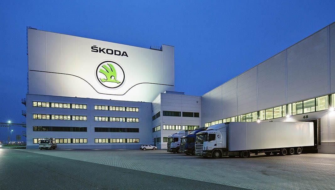 Skoda factura un 8,2% más en el primer trimestre del año