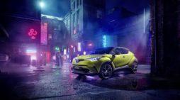 Toyota inicia la comercialización de un llamativo C-HR 'Limited Edition' Amarillo Wasabi