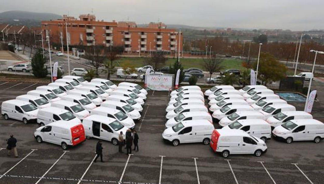 La Diputación de Badajoz añade a su flota 15 vehículos eléctricos