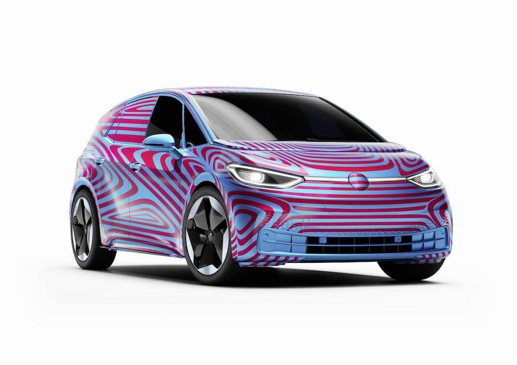 Volkswagen ID.3, primer eléctrico de la familia ID en llegar al mercado español
