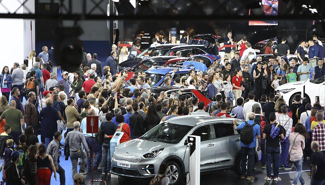 Automobile Barcelona clausura sus puertas con un crecimiento del 10%
