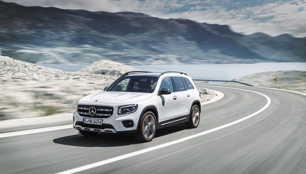 Mercedes-Benz GLB, un SUV versátil para el mercado de los compactos