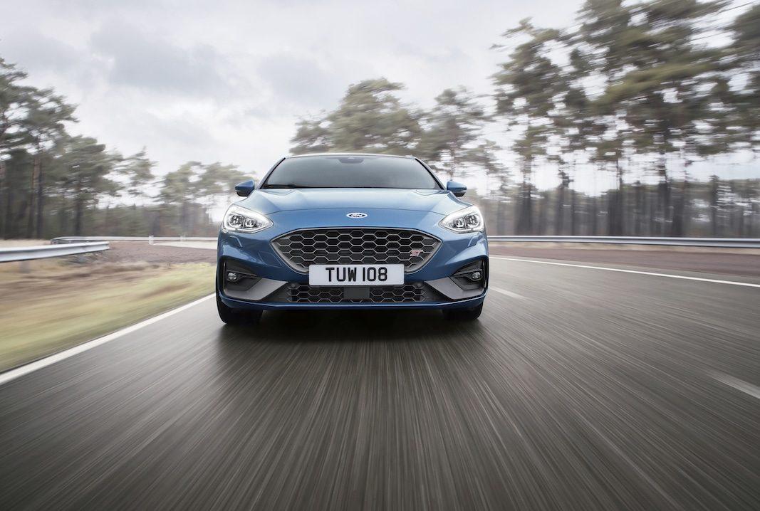 El nuevo Ford Focus ST, más poderoso y rápido que su predecesor