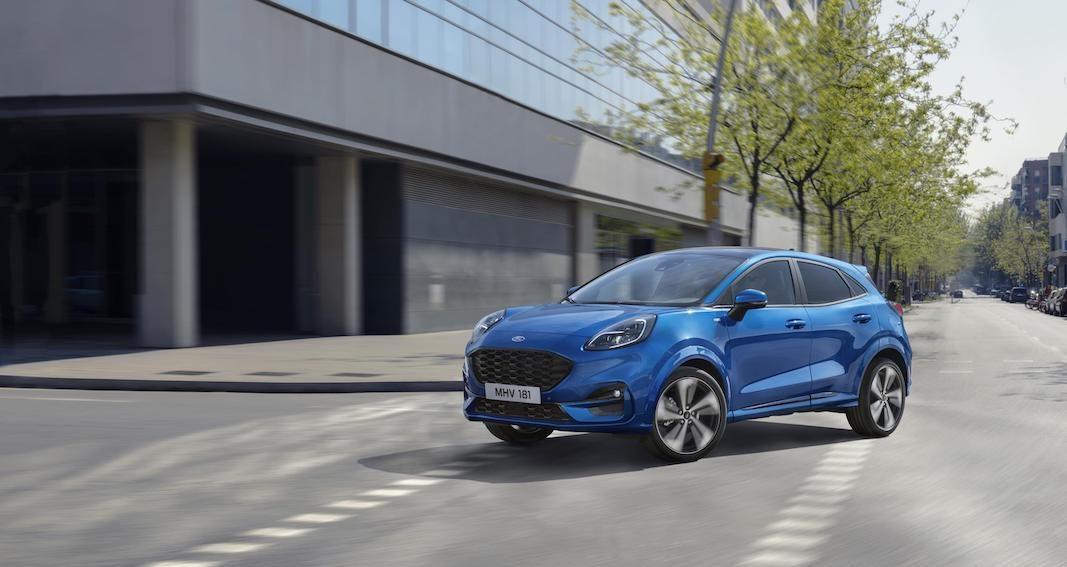 El Puma de Ford se convierte en un crossover compacto