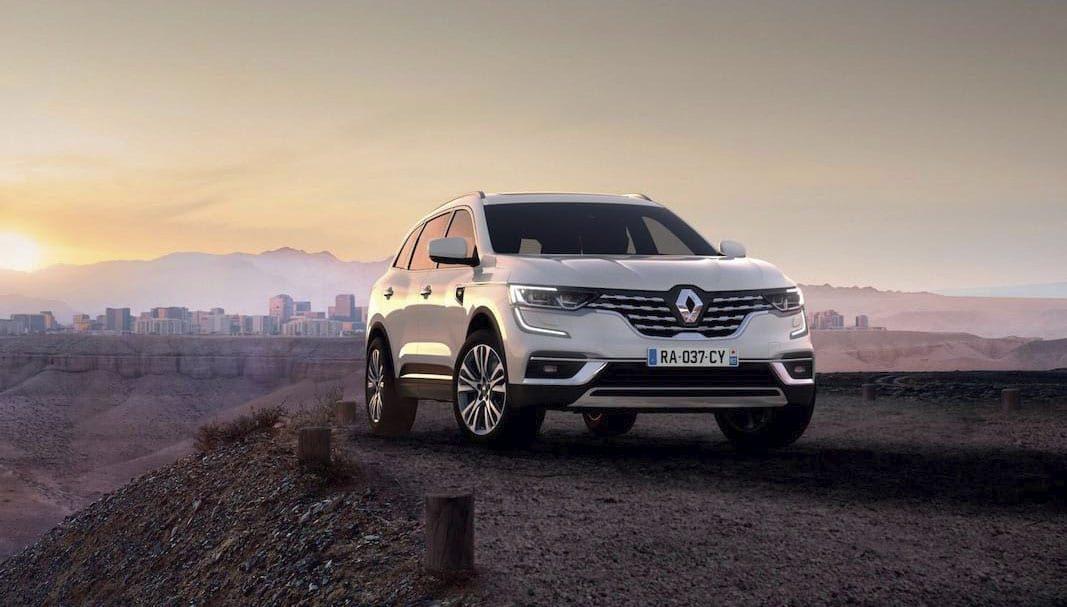 Renault mejora el Koleos, el SUV que la marca vende en 93 países