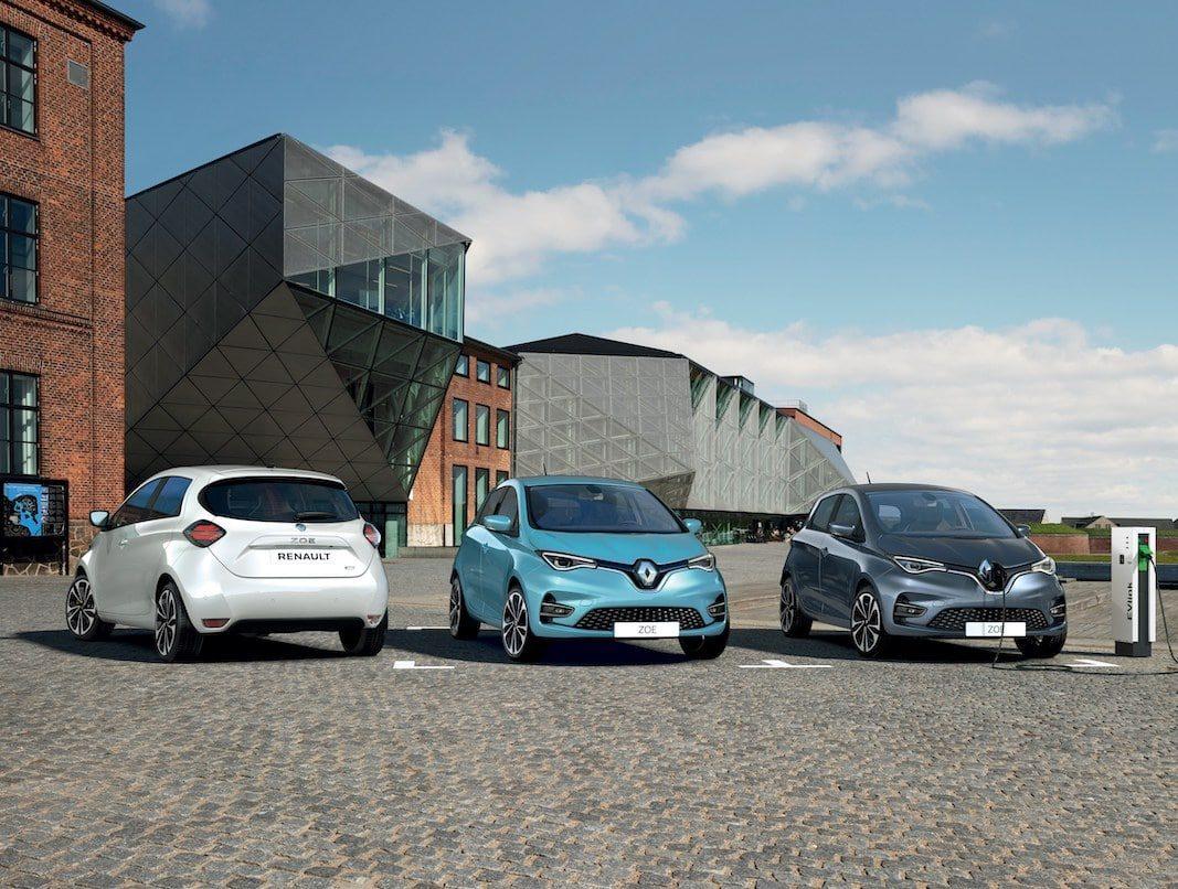 Renault desvela una nueva generación del ZOE, con hasta 390 kilómetros en ciclo WLTP