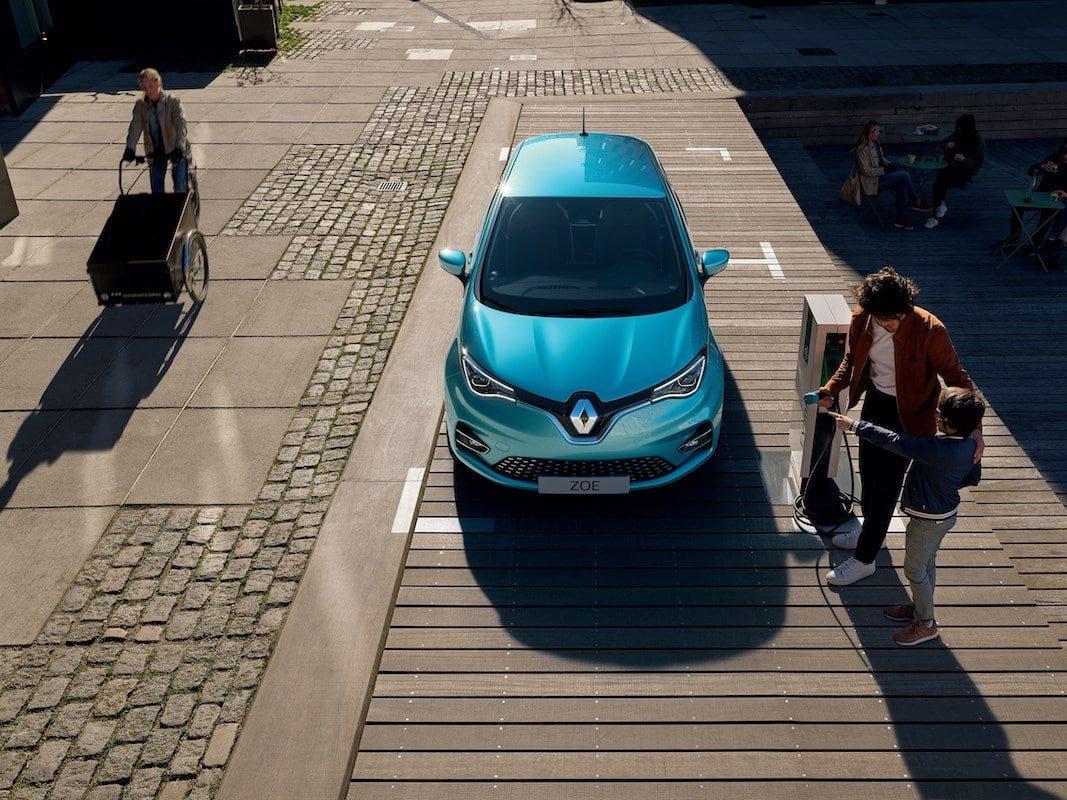Renault impulsa su lado más eléctrico para dominar el mercado de flotas