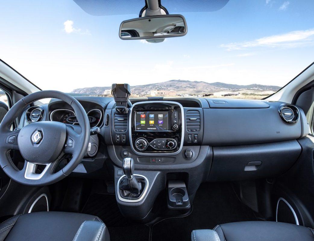 2019 – Essais presse Nouveau Renault TRAFIC au Portugal