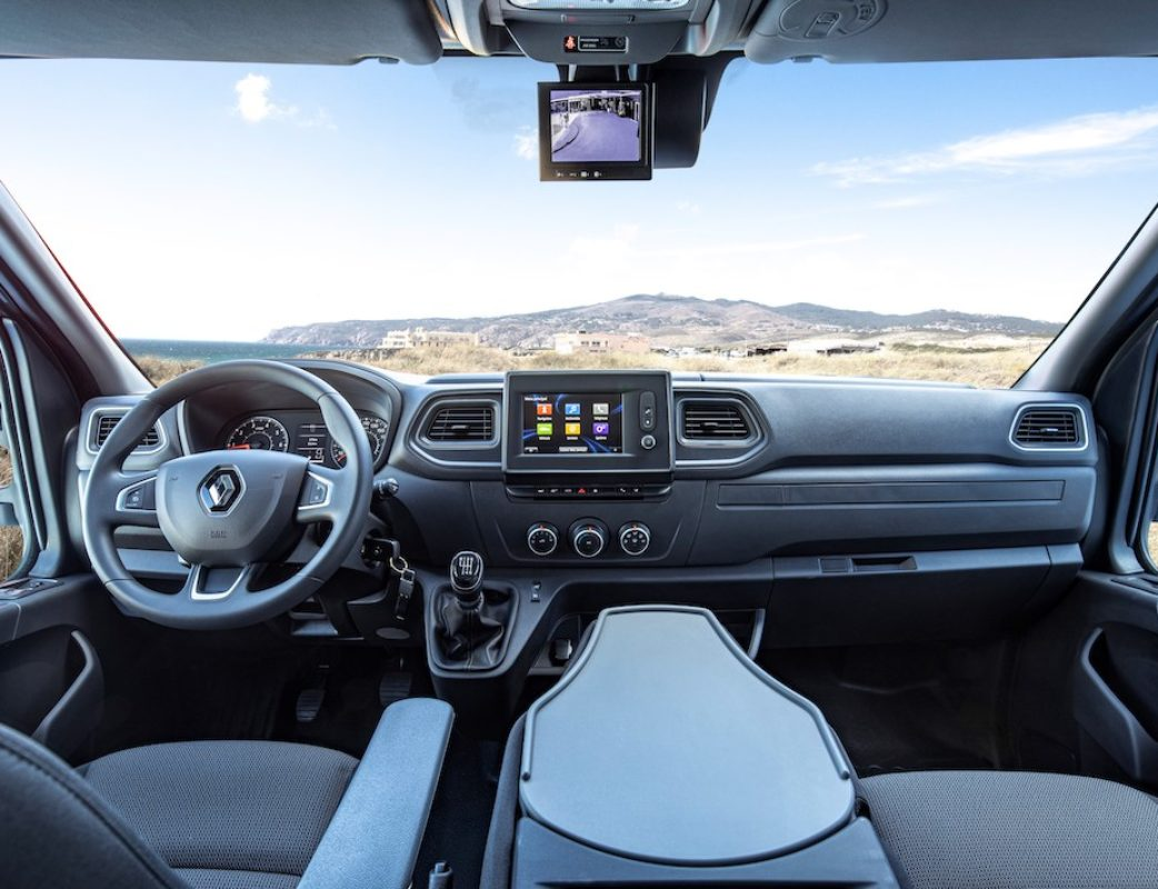 2019 – Essais presse Nouveau Renault MASTER au Portugal