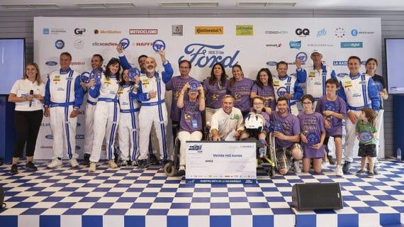 Ford adquiere un robot para ayudar al entrenamiento de niños con parálisis cerebral