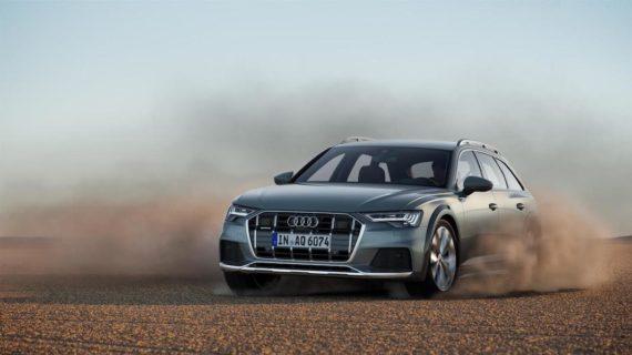 Audi lanza la cuarta generación del A6 allroad quattro, 20 años después de su estreno