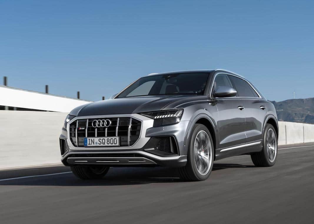 Audi SQ8 TDI llega con el motor diésel más potente del mercado europeo