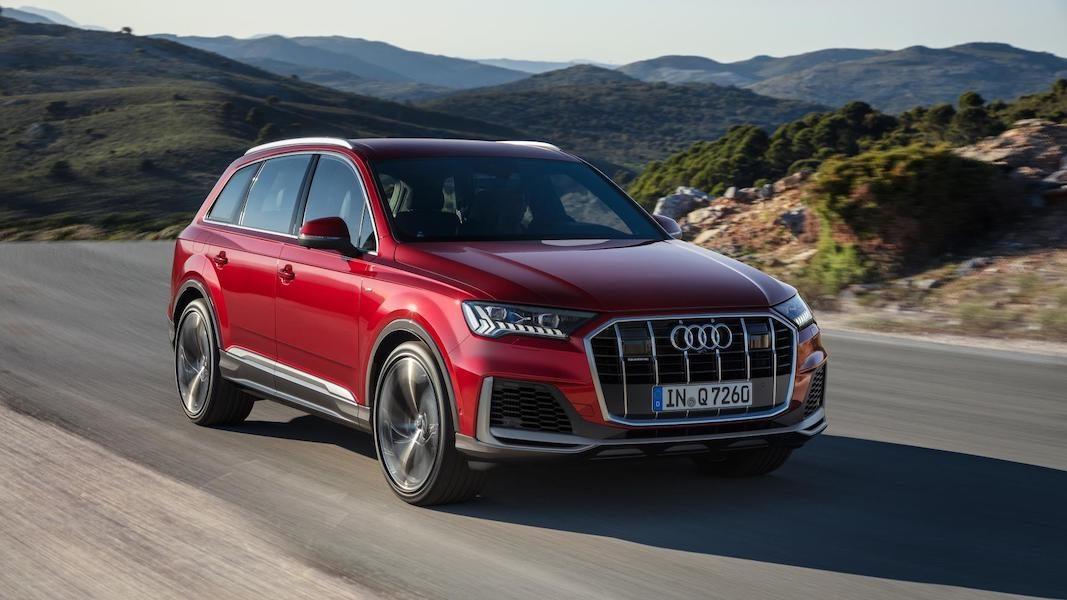 Audi hace una actualización general, visual y técnica, del Q7