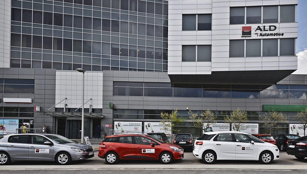 ALD ha comprado ya 2.700 vehículos ecológicos este año, un quinto de su flota