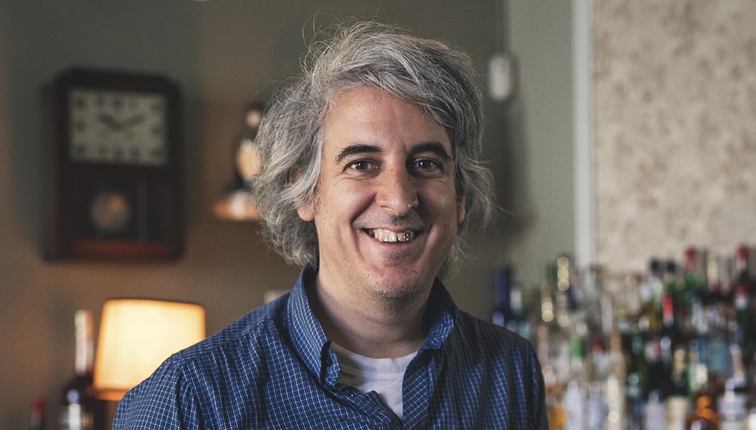 Albero Martinez Bartender