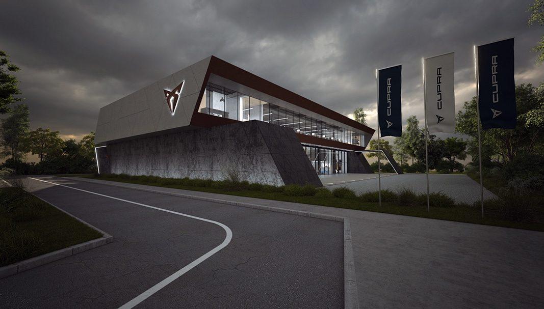 CUPRA anuncia la construcción de una nueva sede en 2020