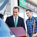 Una imagen de la empresa de rent a car Enterprise