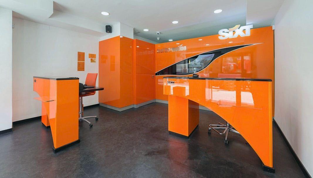 Sixt inaugura su tercera sucursal en centro de Bilbao
