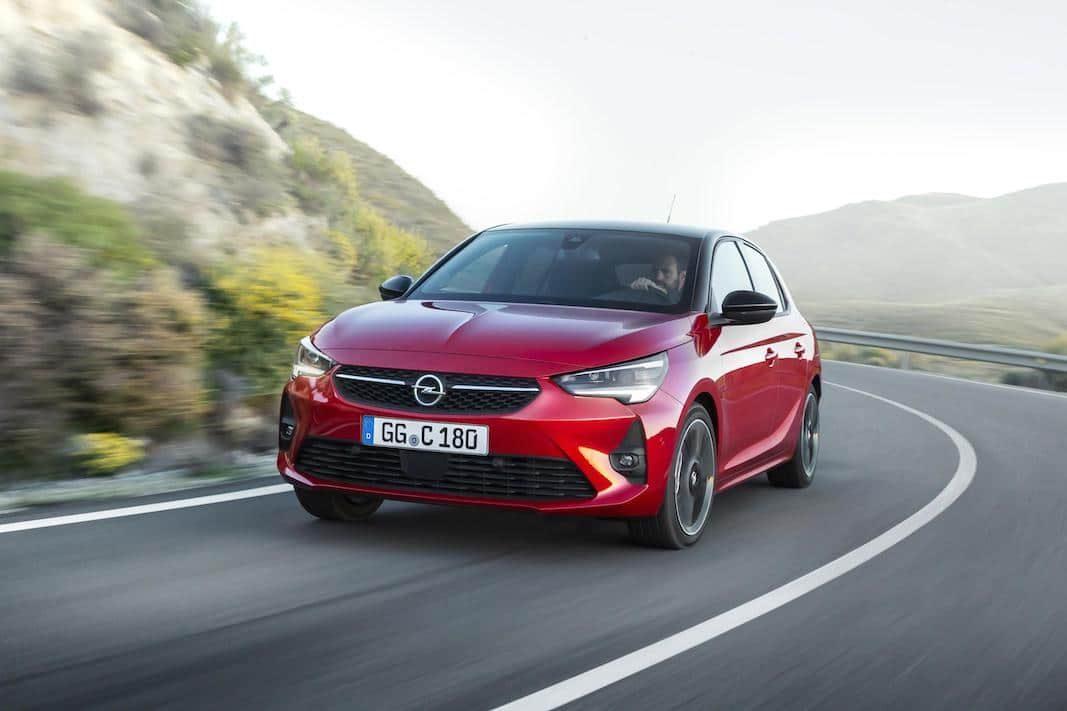 Opel abre pedidos para el Corsa eléctrico y el convencional