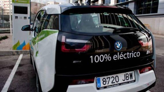 El mercado de los vehículos eléctricos crece un 167% en mayo