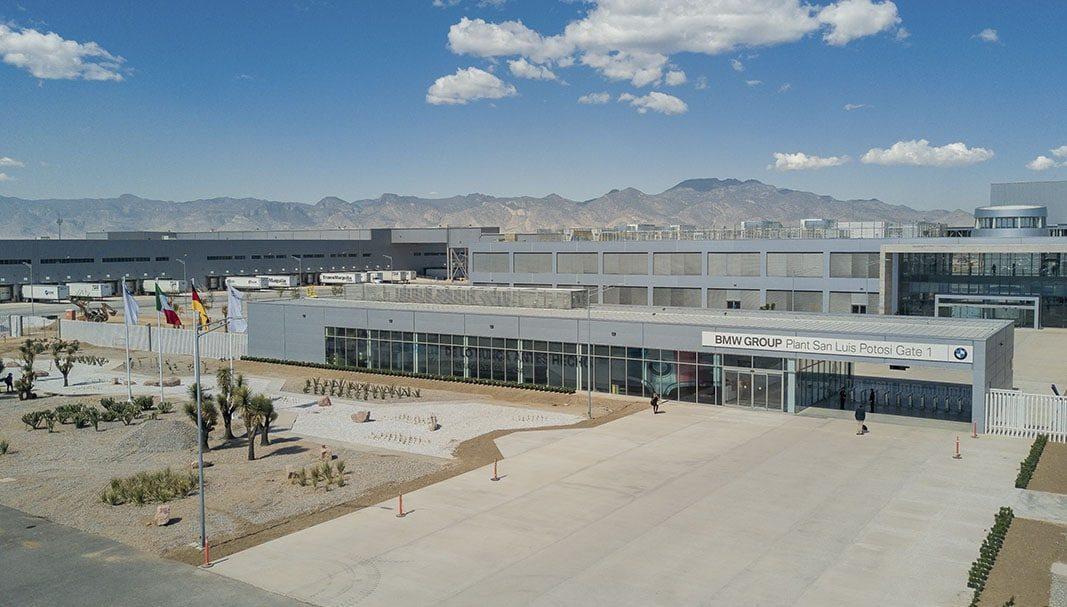 El Grupo BMW inaugura una nueva planta en México