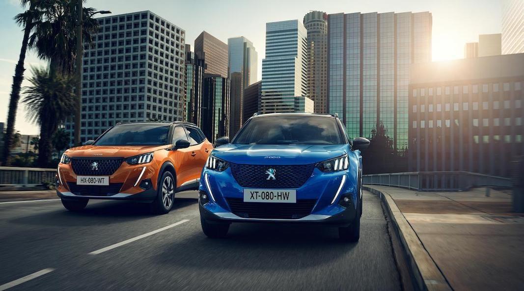 Peugeot reinterpreta el 2008, un modelo producido en Vigo para toda Europa