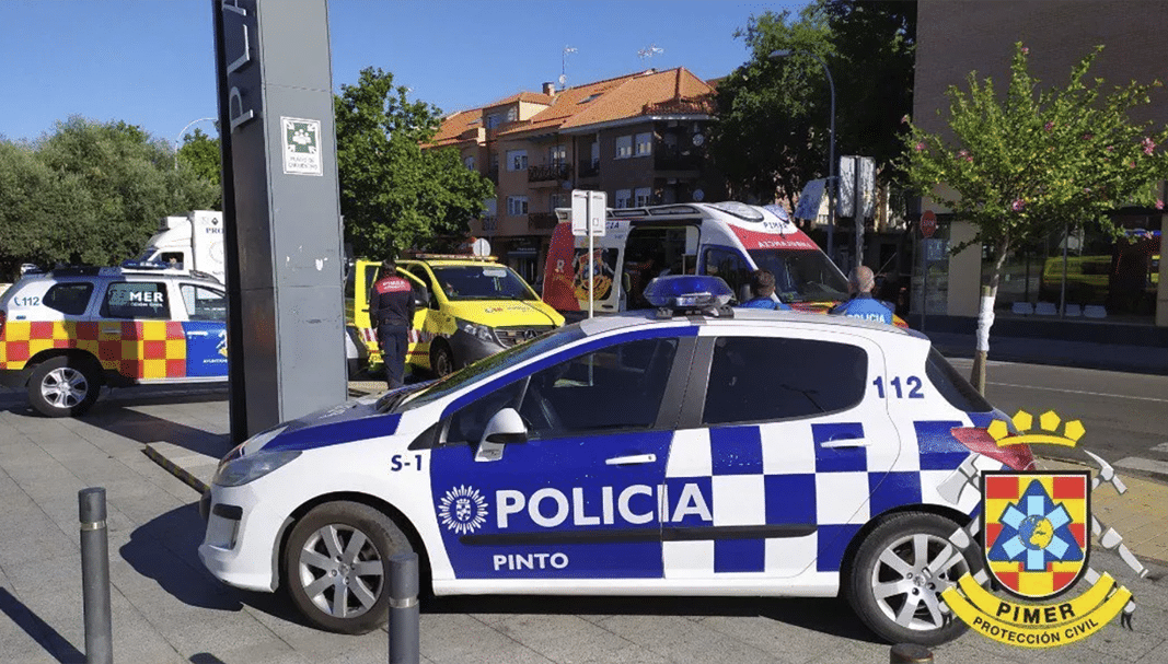 Pinto adquiere tres coches patrulla para la flota de la Policía
