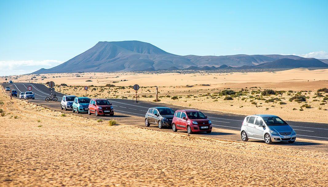 FENEVAL prevé buenos resultados para el rent a car en verano