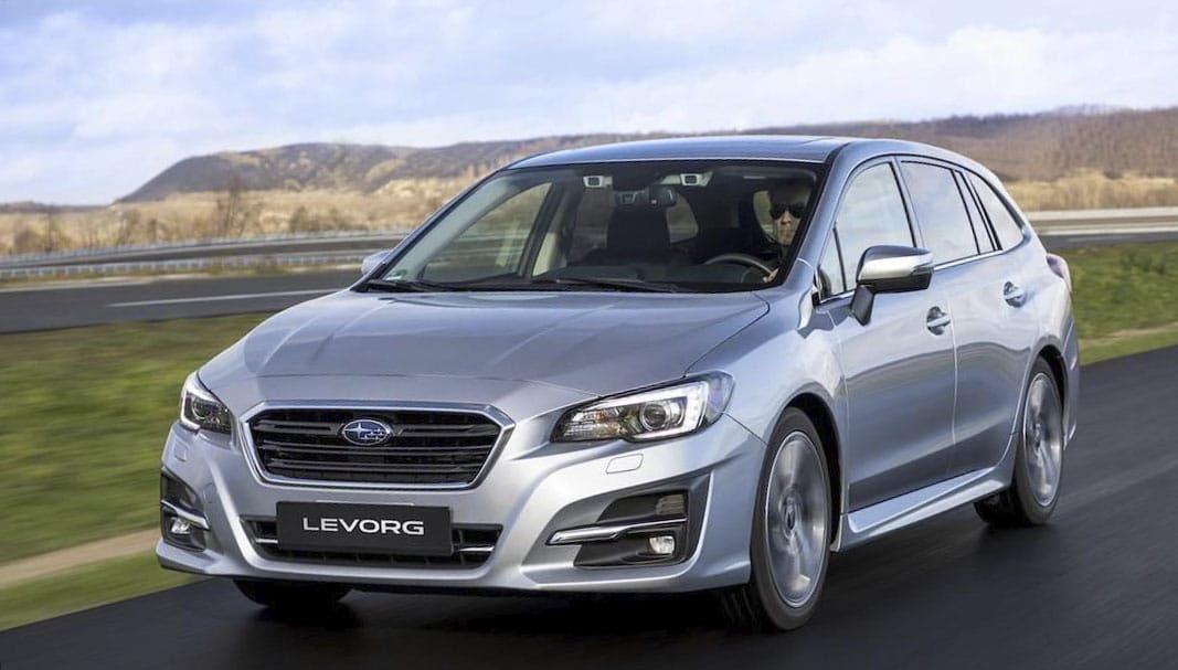 Subaru renueva el familiar Levorg, ahora más barato y con nueva versión de gas