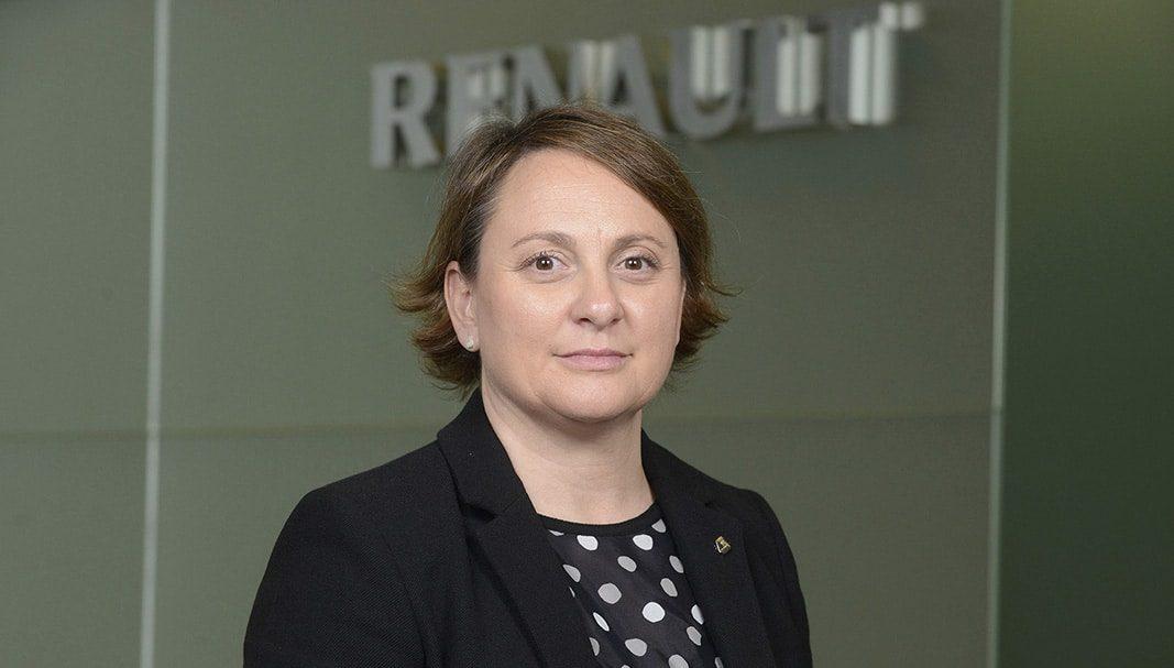Susana Acebo, nueva directora de Postventa de Renault Iberia
