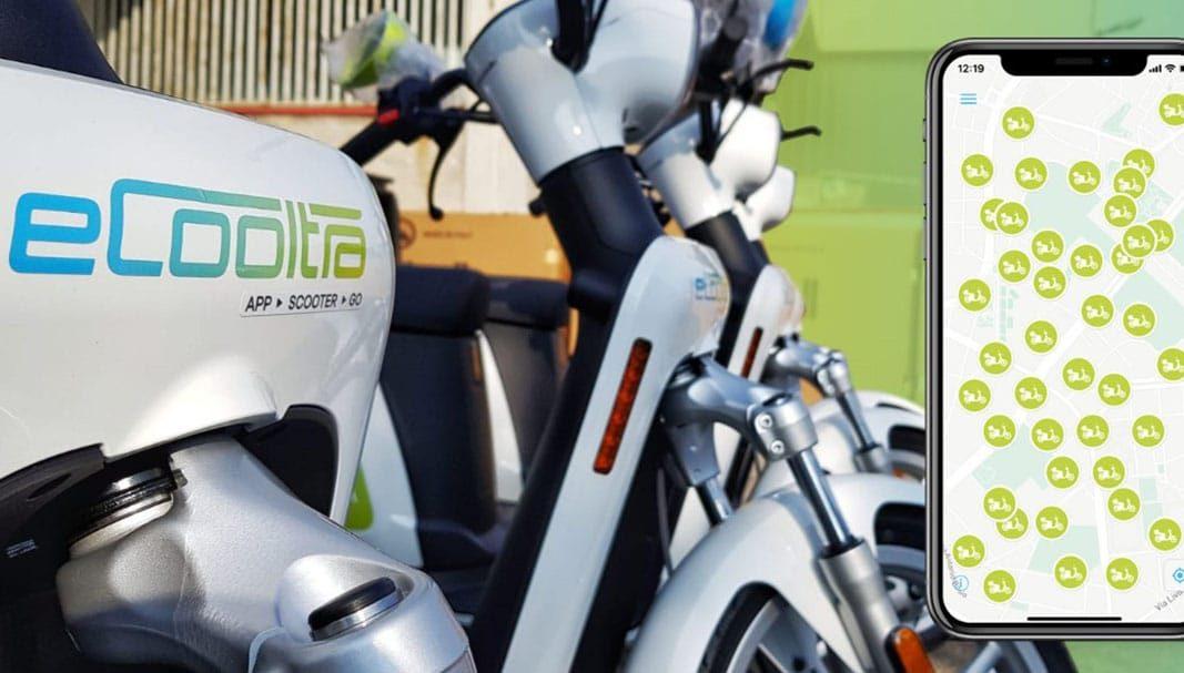 eCooltra alcanza las 5.000 motos y los 750.000 usuarios