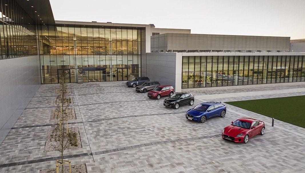 Jaguar Land Rover y el Grupo BMW se unen para electrificar el futuro