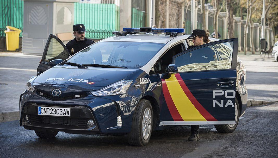 La Policía Nacional renueva su flota con 70 unidades de Toyota Prius+