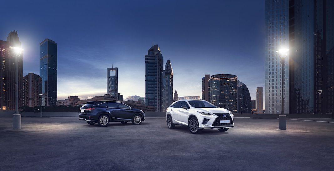 Lexus renueva el RX 450h y el RX 450h L de 7 plazas, en el mercado en otoño