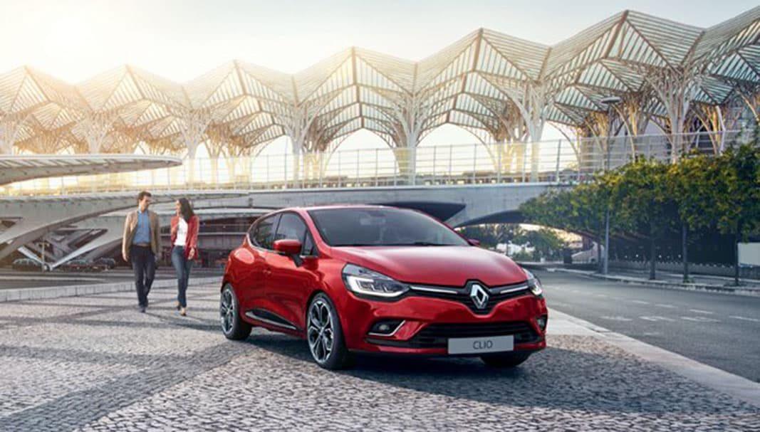 Renault reduce su facturación global un 6,8% en el primer semestre