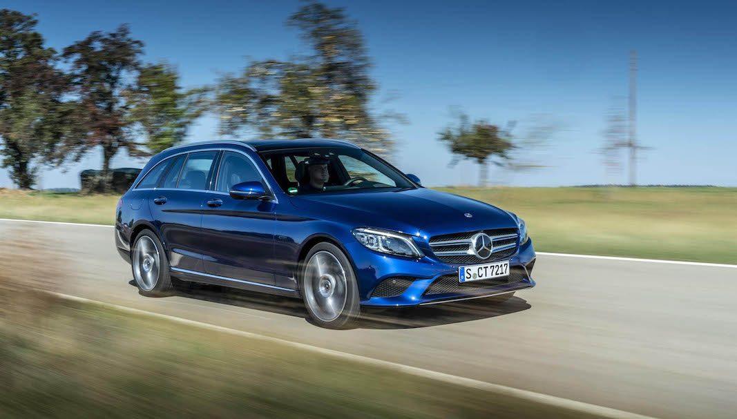 El diésel híbrido enchufable C300 de y el EQ Boost de Mercedes-Benz, desde 50.125 euros