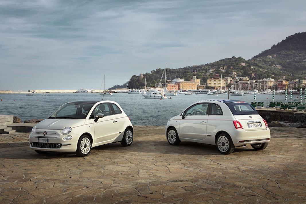 Fiat 500 Dolcevita, una edición especial para celebrar el 62 aniversario del 500