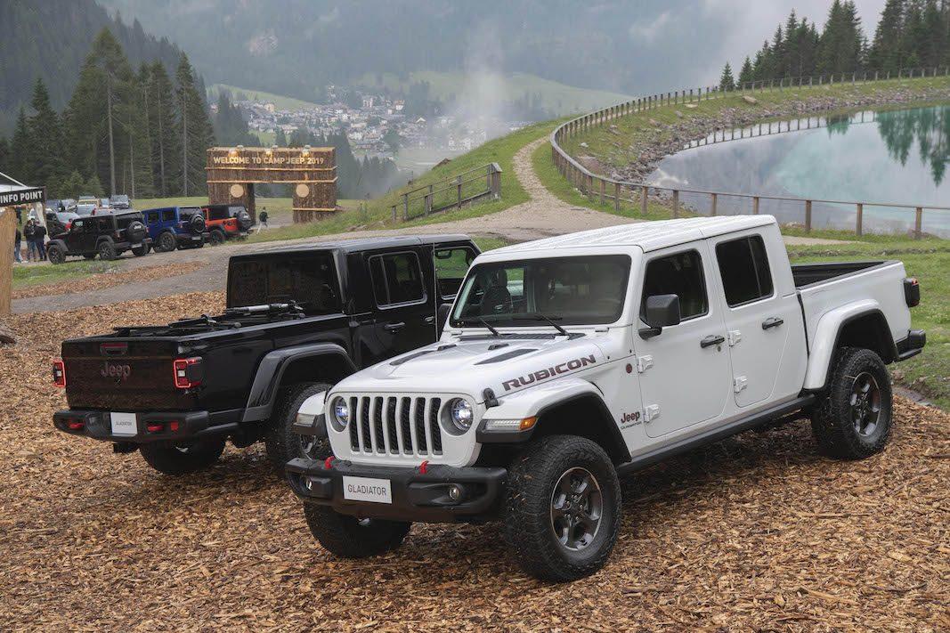 El nuevo Gladiator marca el regreso de Jeep al mercado de los pick-up