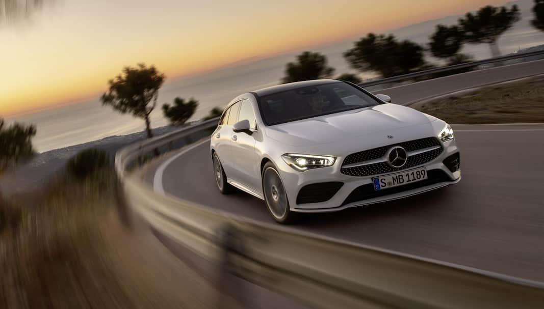 Mercedes-Benz CLA Shooting Brake, el familiar deportivo que llega nuevo desde 32.550 euros