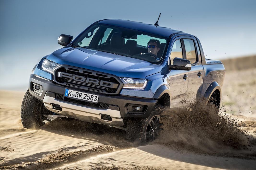 Raptor, un Ford Ranger de carreras para todos, por 56.250 euros