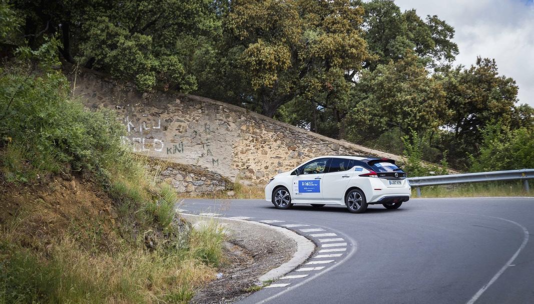 Clave. En la hora de conducir un vehículo eléctrico, gestionar las pendientes y los descensos es fundamental para recuperar energía y mejorar la eficiencia. // FOTOGRAFÍA: ald automotive