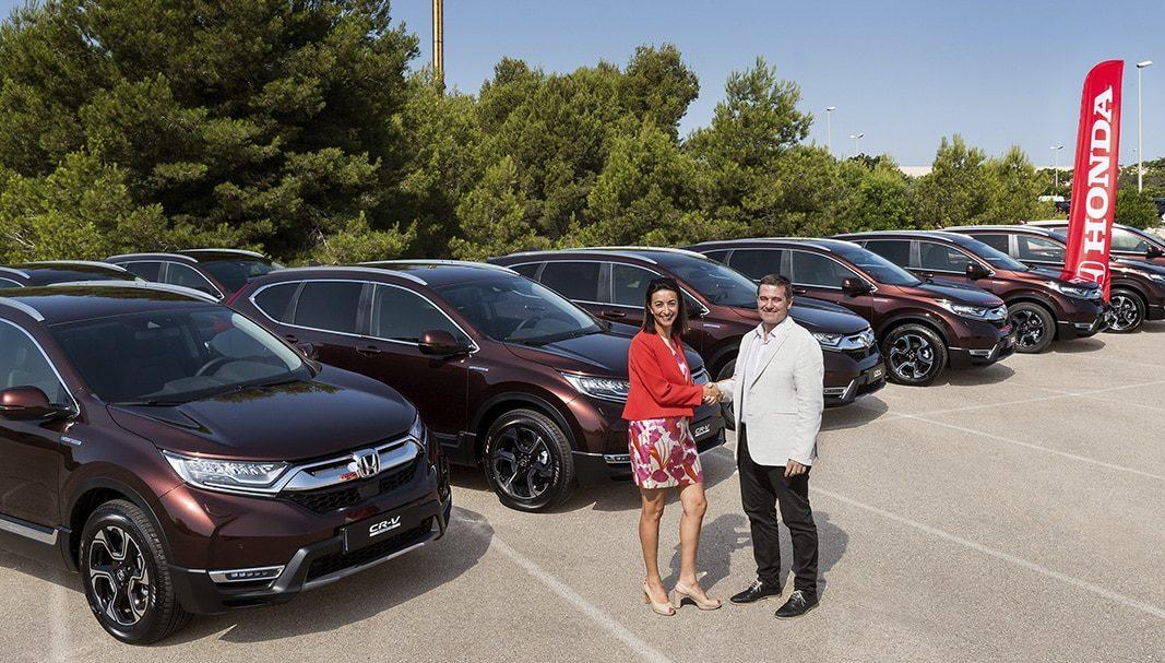 Honda será el vehículo oficial de PortAventura World