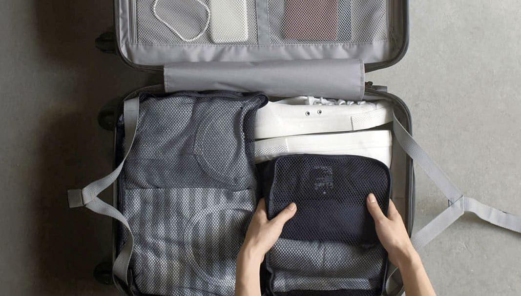Cinco claves para hacer la maleta perfecta