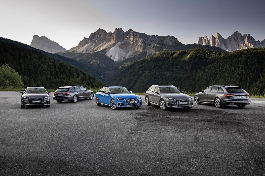 La renovación del Audi A4, desde 38.060 euros, disponible en otoño