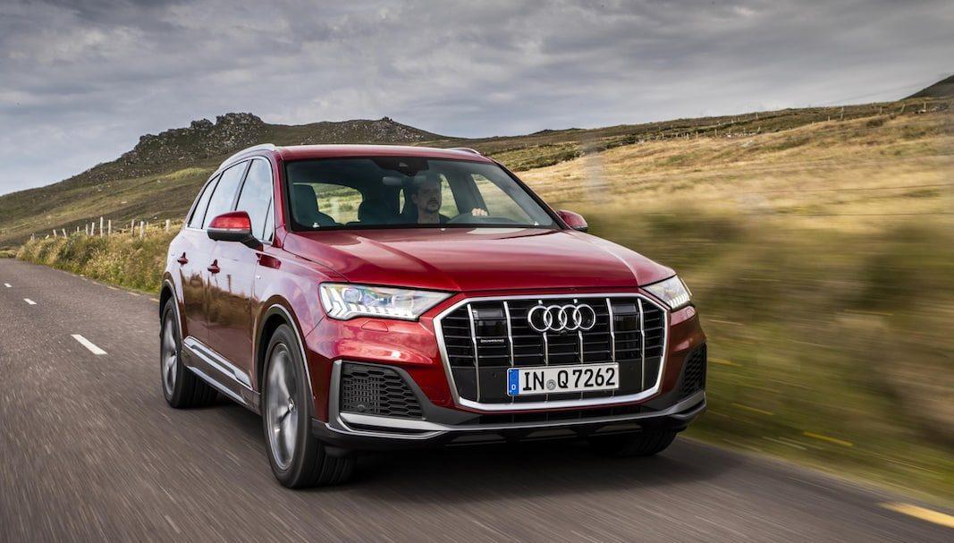 El nuevo Audi Q7 llegará en septiembre con una profunda actualización