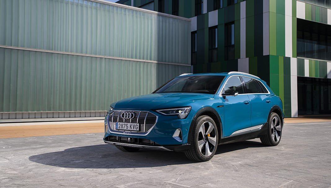 El Audi e-Tron allana el camino hacia un nuevo modo de entender la movilidad