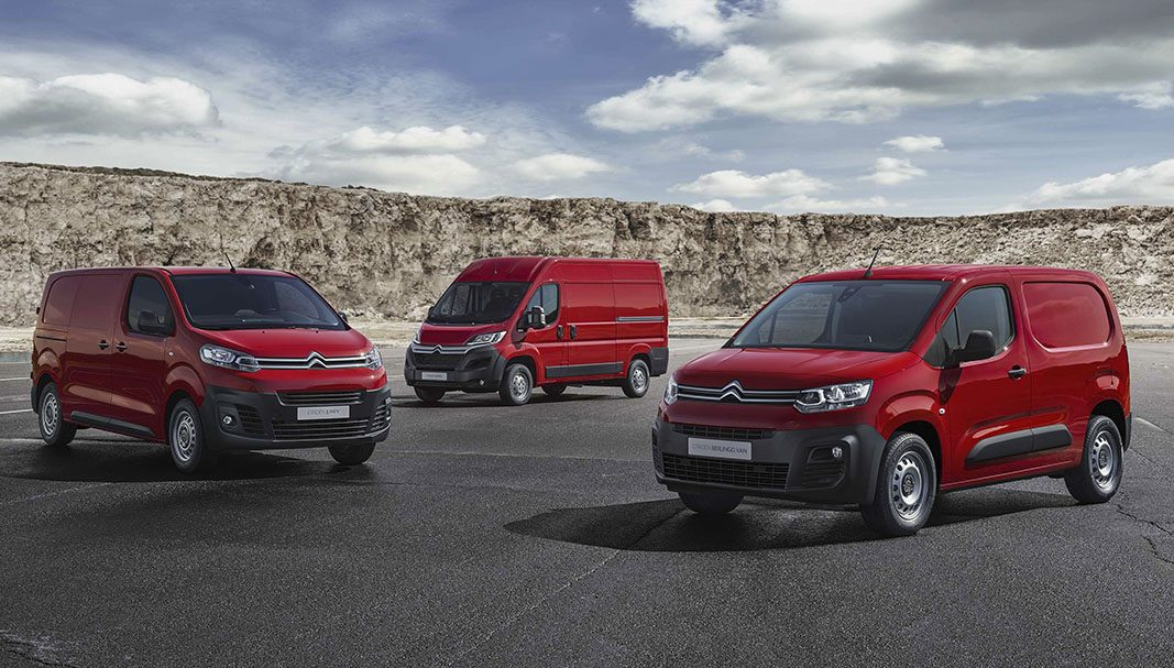 Citroën cierra el primer semestre del año con 58.013 entregas