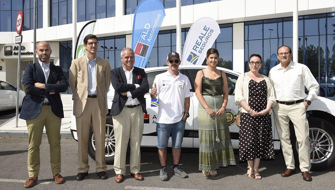 Electric Challenge bate el récord de kilómetros con un eléctrico